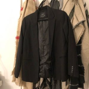 Black Blazer double lined